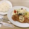 ビフテキのHibio スエヒロ - 料理写真:ビフテキ定食(牛ロース130g)