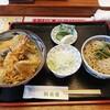 朝日屋 - 料理写真:そば・うどん定食