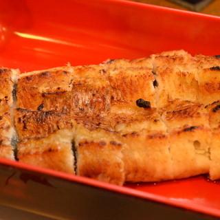炭焼うなぎ 加茂 - 料理写真:白焼き