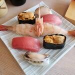まるかつ水産 - 料理写真:選2021.09.19