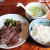牛たん にし - 料理写真:牛たん定食(中)①