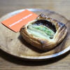 Boulangerie Sugiyama - 料理写真:・洋なしとチョコクリームのデニッシュ 220円/税込