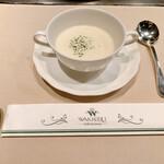 和黒 - 本日のスープ