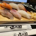 函館 立喰い寿司 函太郎 -