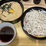 小諸そば - 料理写真:山かけ丼セット