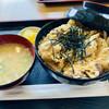 名取屋 - 料理写真:いつも大好き親子丼!(ご飯は糖質の塊り)