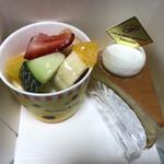 プレール - 料理写真:購入品