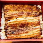うなぎん - 料理写真:うな重 ¥4390-