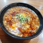HANAMAKI モダンチャイニーズ 蓮 - 太呂麺 ダールー麺
