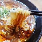 HANAMAKI モダンチャイニーズ 蓮 - 麺アップ