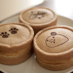 大判焼 グータッチ - 料理写真:大判焼き