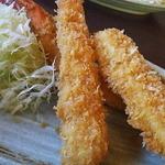 えびせい - お得エビフライ定食   1350円