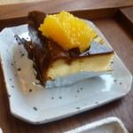 15869668 - メープルレモンチーズケーキ(ドリンク+200円)