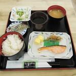 大阪大学医学部附属病院一般食堂 - 料理写真:朝食セット