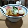 中華そば ます田 - 料理写真:特製中華そば(鶏ガラ醤油)