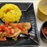 JICA関西 - 料理写真:ホンジュラス料理