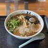 無鉄砲しゃばとん - 料理写真:魚(うお)そば 850円