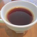ユーヨーカフェ - 2012/11 ランチドリンク 紅茶