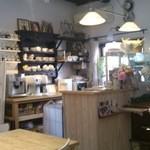 エコマンナ - レジ&カフェ