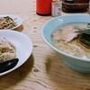 晴華 - 料理写真:半チャーハンセット(950円)