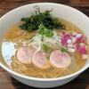 十人十色 - 料理写真:イシモチ煮干し冷やし麺(塩)900円