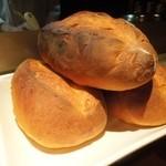 15872868 - 自家製トマトパン