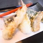 15872917 - カリッと香ばしい天ぷら。