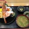 高木鮮魚店 - 料理写真:たかぎの海鮮ちらし