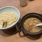 158729807 - つけ麺+モツ