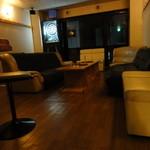 セントバー - 二階には個室も完備!!