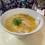 Ramen光鶏 - 光鶏ラーメン(鶏白湯+魚介スープ)