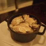 バンケット - 牡蠣の炊込みリゾット
