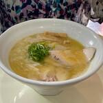 Ramen光鶏 - 光鶏ラーメン(鶏白湯+魚介)