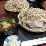 鈴や - 肉合い盛り(950円)