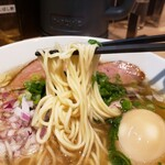 158758082 - 中細ストレート麺