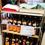 男の厨房 - ボトル