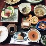 割烹 かどや - 限定40食昼膳(1000円)