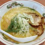時ちゃんラーメン - 料理写真:塩バターラーメン