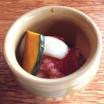 15877207 - 壺漬けランチの壺