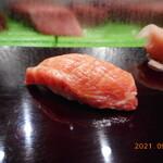 158771216 - 大トロ本マグロ