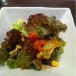 15878318 - ランチセットのサラダ