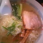 インスタントラーメンさくら - 沖縄そば(2012.11)
