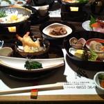 語らい旬処 たき乃蔵 - 四季彩御膳(先着限定20食)