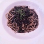 オ・プレチェネッラ - 2012.11.16 鯣烏賊のソーススパゲティ