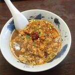 華龍 白石亭 - 料理写真:麻婆湯麺 2021.9月