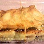 15879156 - 焼いてもらった餃子