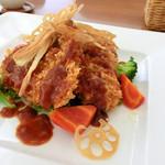 アーバー - 豚フィレ肉のカツレツ