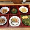 手打ち蕎麦処 あき津 - 料理写真:梅の膳 小皿六皿