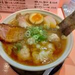 158799222 - 流星プレミアムワンタン麺