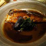 ろばたの炉 - サバの味噌煮